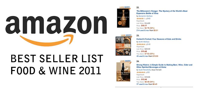 best seller list