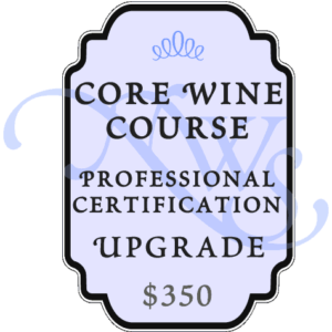 Sommelier Wine Course
