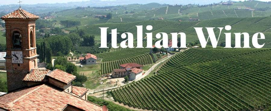 Italian Wine Class (In Person)