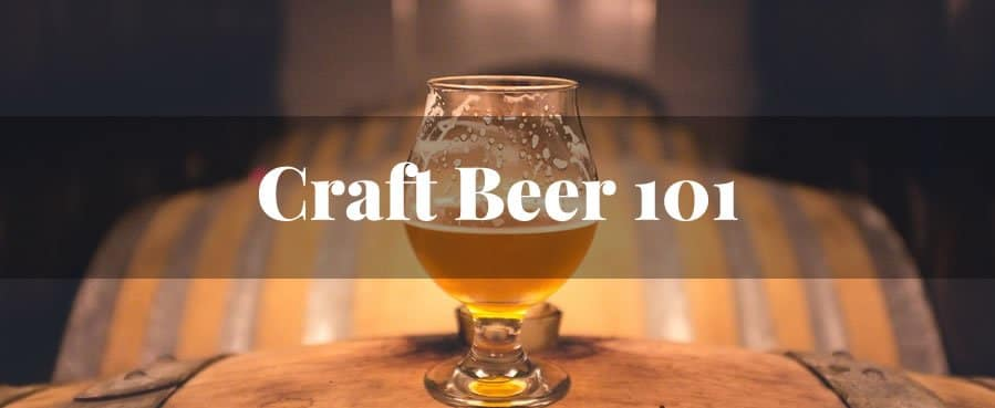 craft beer 101