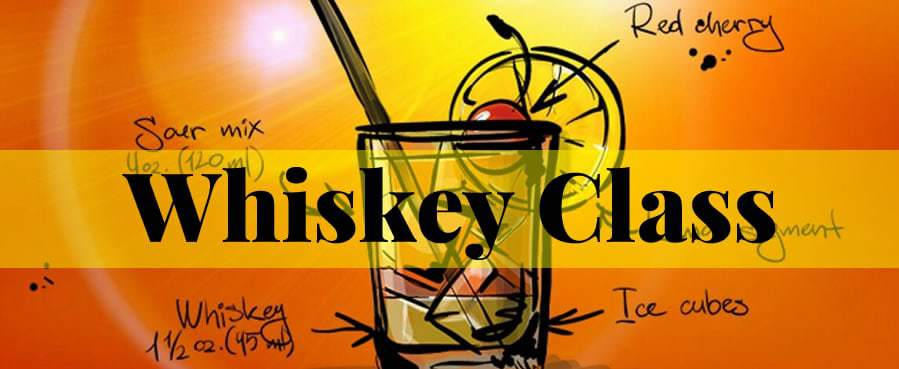 whiskey class