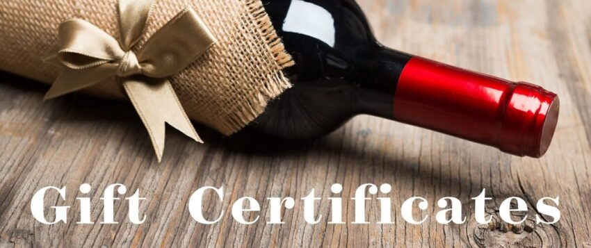 gift certificate wsop