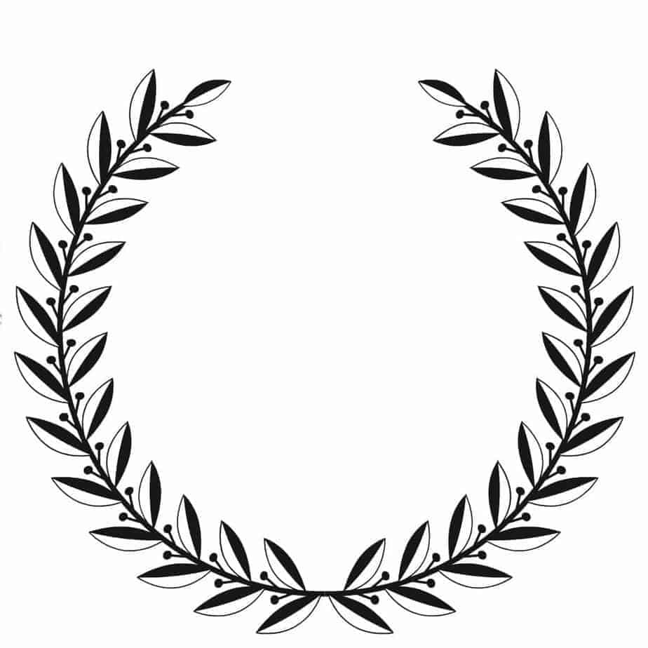 black laurel wreath - Wine Reviews and Blog