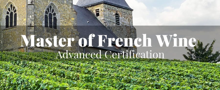 Master of French Wine Online