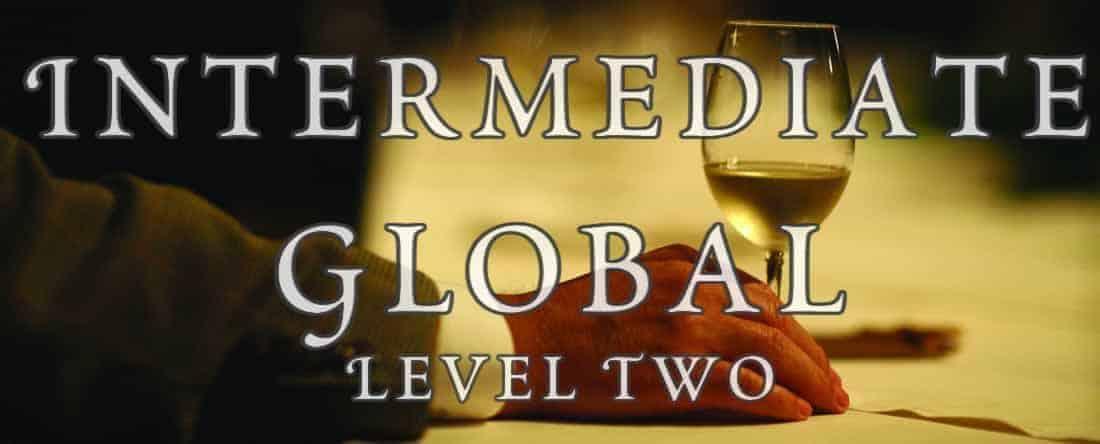 intermediate wine class