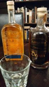 Oak Aged Booze