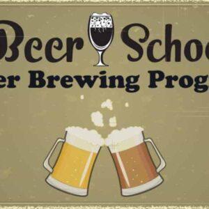beer brewing program