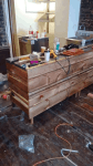 building the teachers desk 2