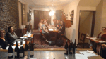 first class at the new wine school 21
