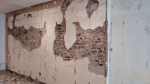 stripping plaster and fixing walls 2