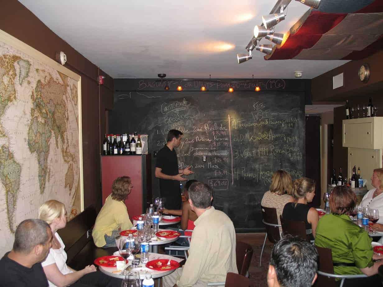wsop 031 - Building The Wine School of Philadelphia