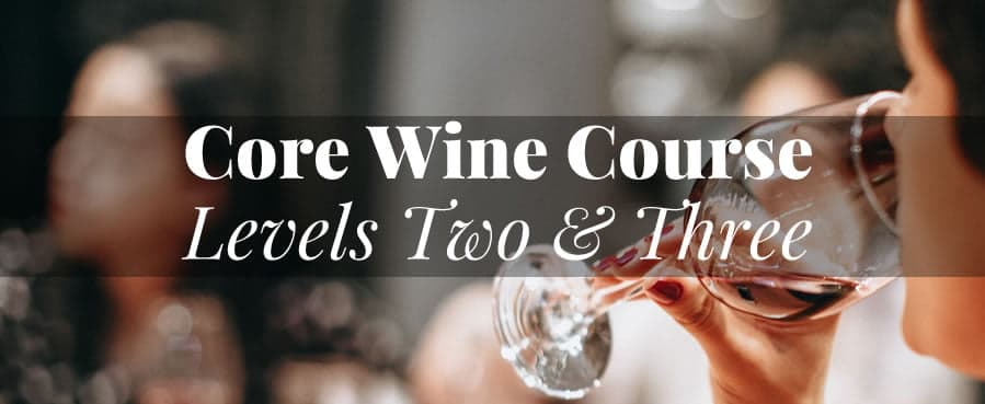 Core Wine Course