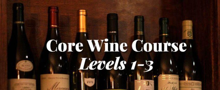 Core Wine Course