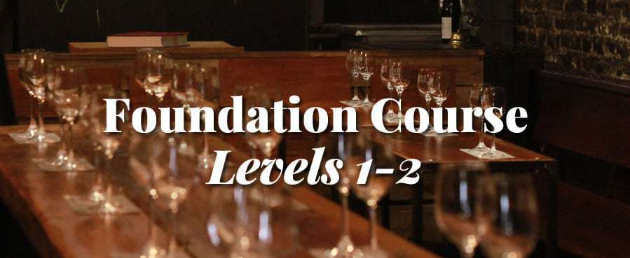 Foundation Wine Course