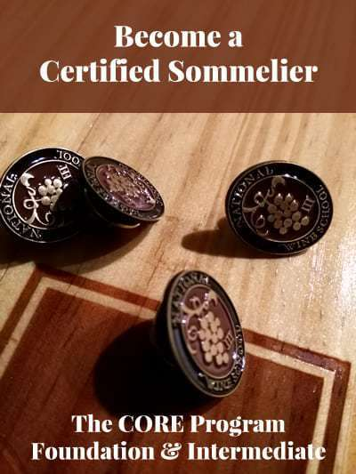Online Sommelier Course