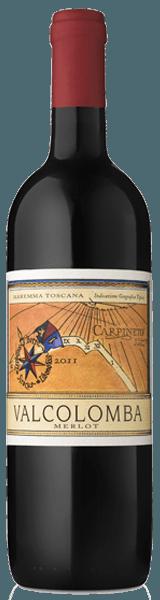 """Carpineto 2012 """"Valcolomba"""" Merlot, Tuscany"""