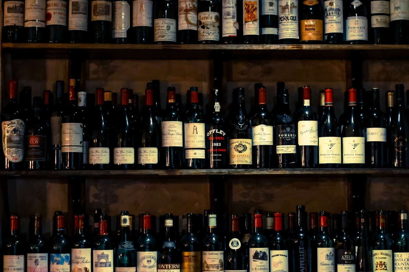 The Wine Shelf