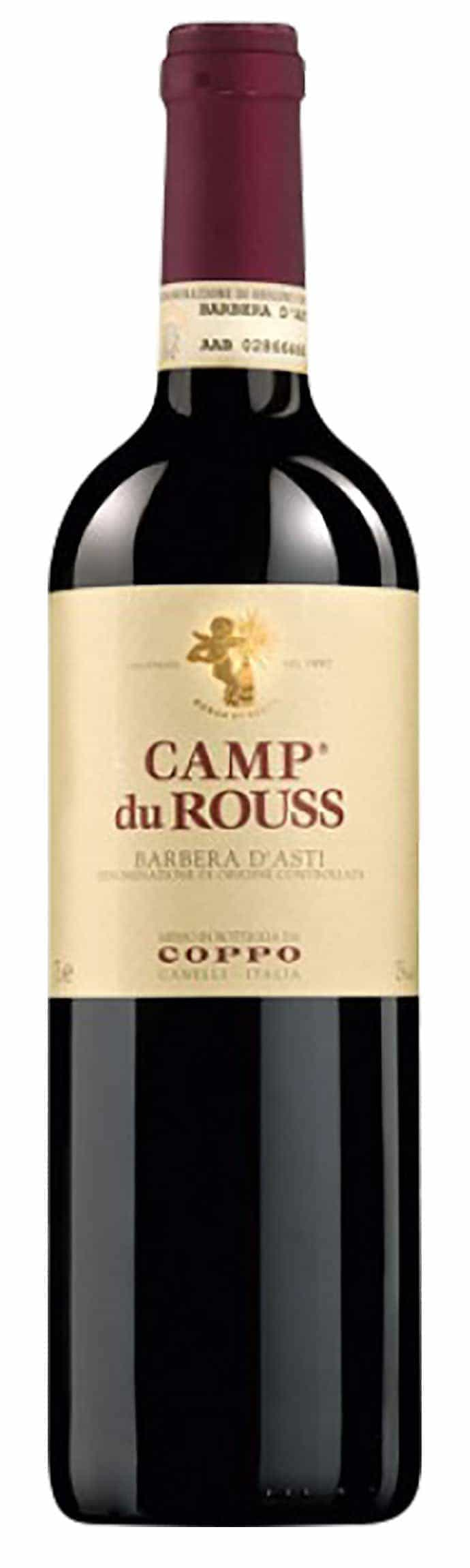 Coppo Camp du Rouss Barbera d'Asti 2010