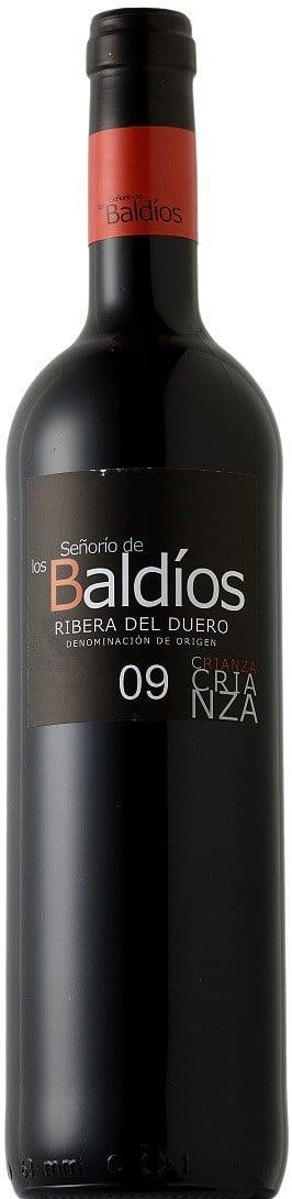 Senorio de Los Baldios 2009 Ribera del Duero Crianza