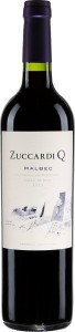 """Familia Zuccardi 2013 """"Q"""" Malbec, Mendoza"""