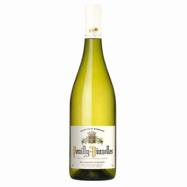 Les Grands Crus Blancs 2014 Pouilly Vinzelles