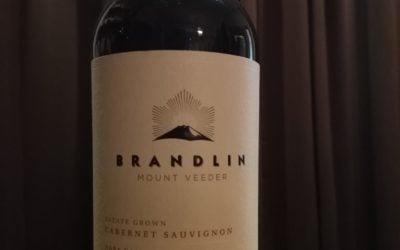 Brandlin 2012 Cabernet Sauvignon, Mt Veeder Estate