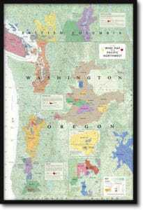 Oregon and Washington Wine Regions