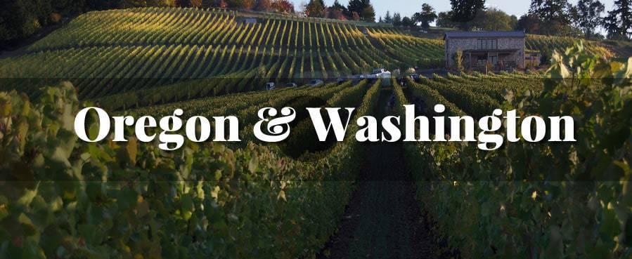 oregon washington - Oregon & Washington Wines