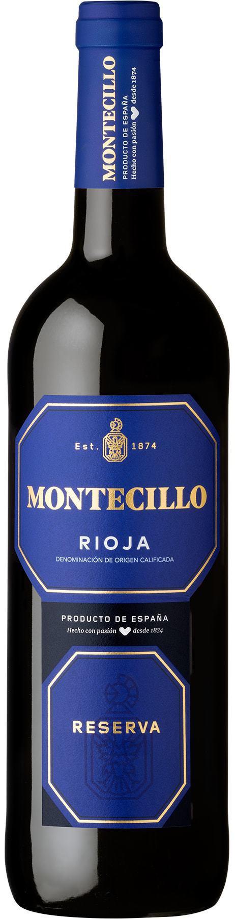 Bodega Montecillo 2010 Reserva Rioja