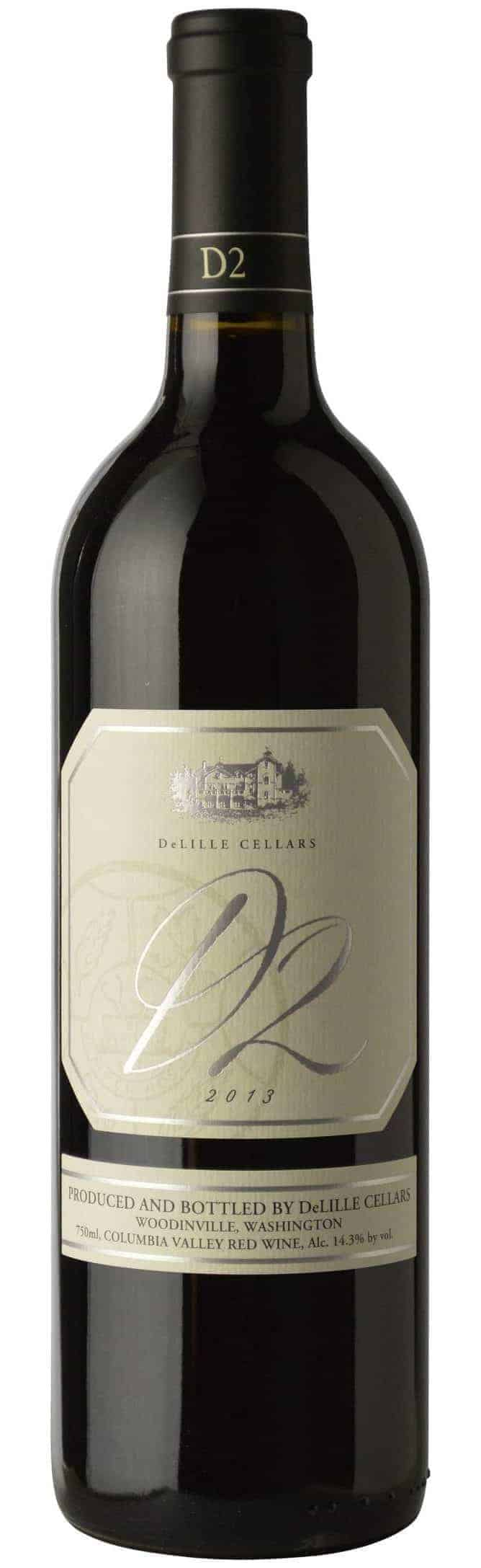 """Delille Cellars 2013 """"D2"""" Columbia Valley"""