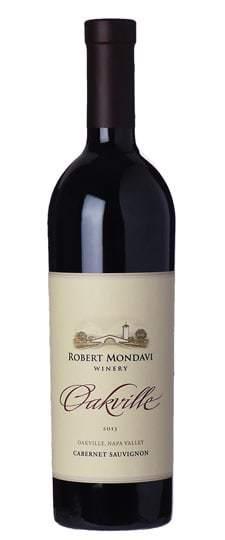 Robert Mondavi Winery 2013 Cabernet Sauvignon, Oakville