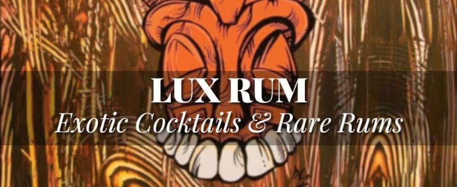 Luxury Rum Class
