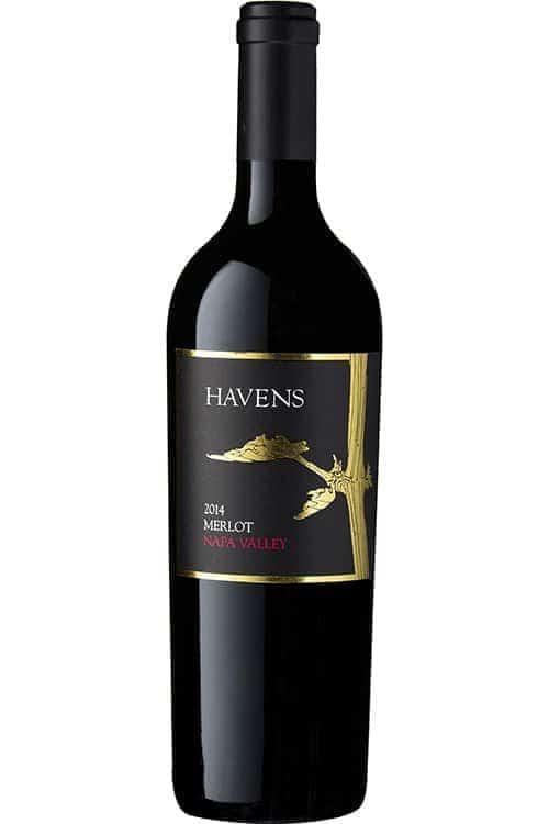 Havens Winery 2014 Merlot Napa Valley