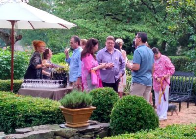 A Napa Valley Themed Event in Philly