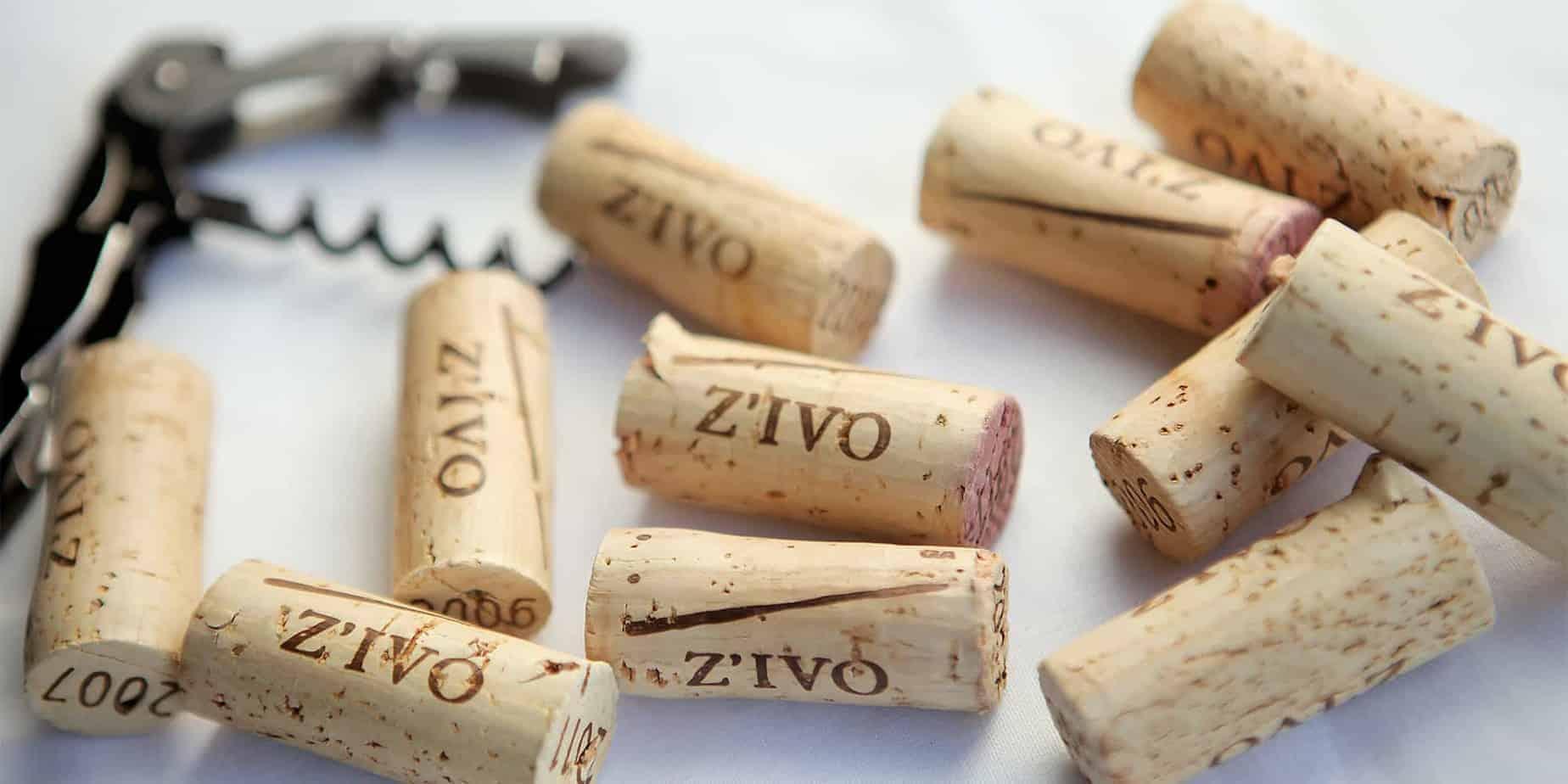 Z'ivo Pinot Noir Eola Amity Hills Willamette Valley 2012