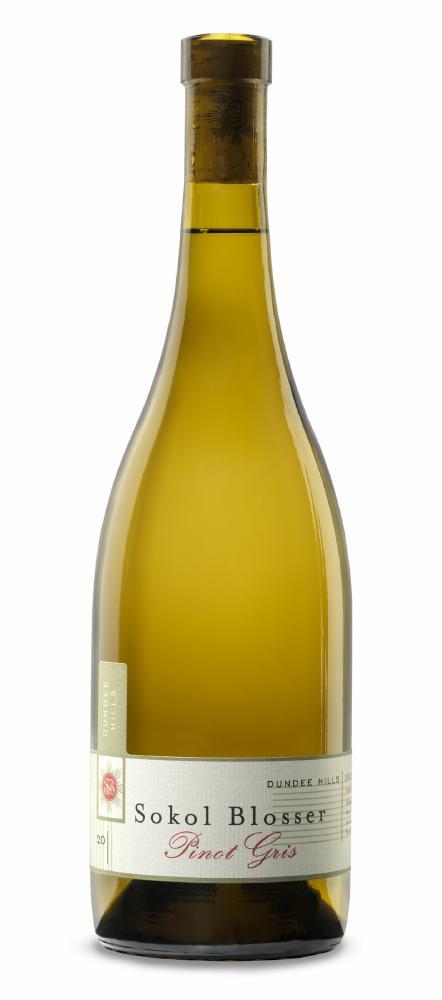 Sokol Blosser 2014 Pinot Gris, Willamette Valley