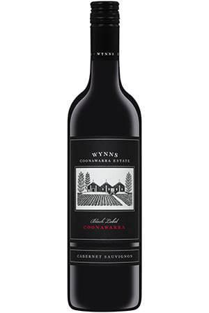 """Wynns 2013 """"Black Label"""" Cabernet Sauvignon, Coonawarra"""