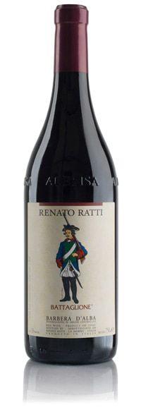 Renato Ratti 2014 Battaglione Barbera D'Alba
