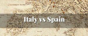 Italy vs Spain Wine Class
