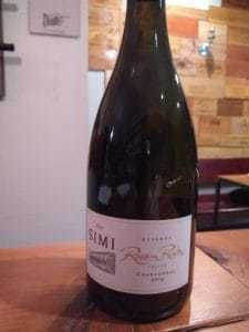 Simi 2014 Reserve Chardonnay, Russian River Valley