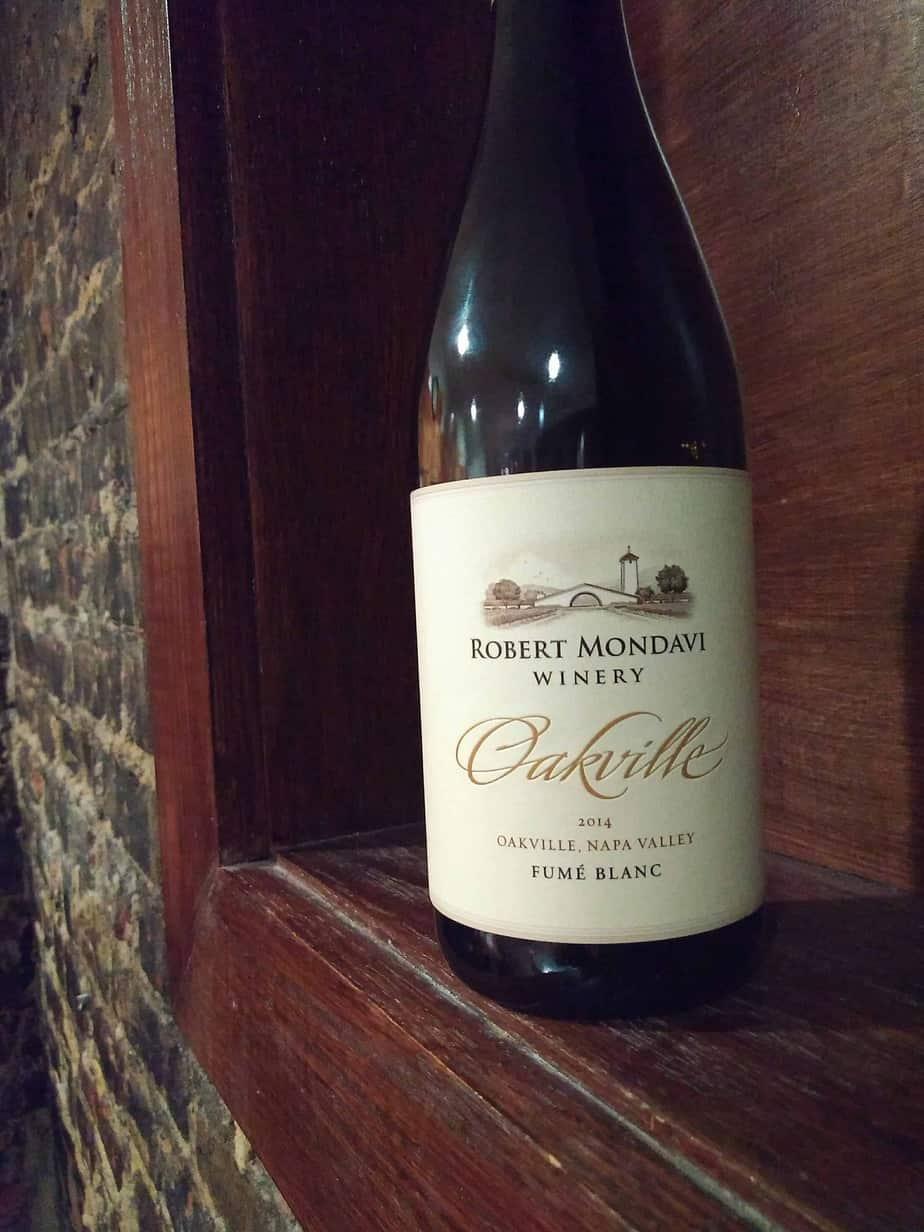 Robert Mondavi Winery 2014 Fume Blanc, Oakville