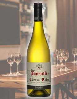 Brotte 2015 Esprit Barville Cotes du Rhone Blanc