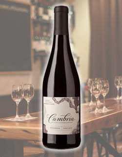 Cambria Benchbreak Pinot Noir Santa Maria Valley 2014