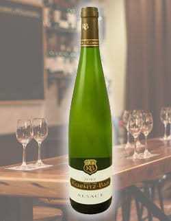 Domaine Kuentz Bas 2014 Alsace Blanc