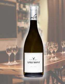 Jean Cavaille 2016 Cep Noir Vielles Vignes Apremont, Savoie