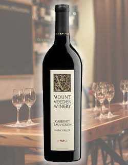 Mount Veeder Winery Cabernet Sauvignon Napa Valley 2015
