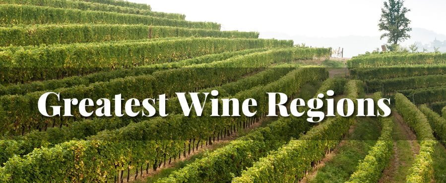 greatest wine regions