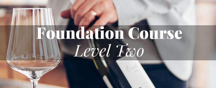 Wine Foundation Course (In-Person & Online)