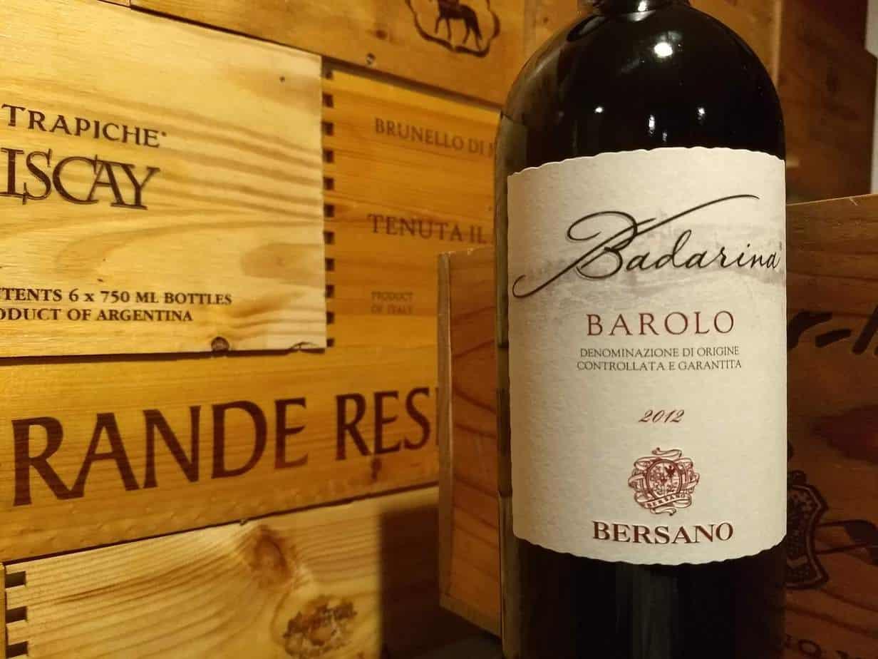 "Bersano 2012 ""Badarina"" Barolo"