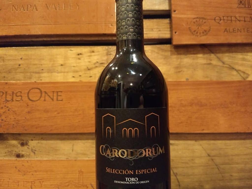Carodorum 2012 Seleccion Especial Toro Reserva
